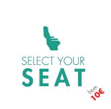selecciona asiento